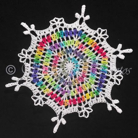 Coxcomb Peak Snowflake