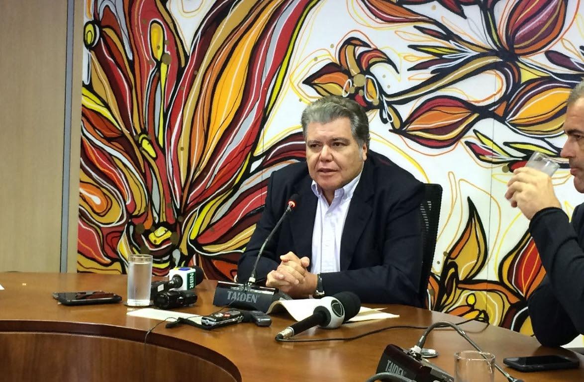 Ministro anuncia que acatará decisão do ICMBio sobre destino de Jamanxim. Foto: Claudio Angelo/OC.