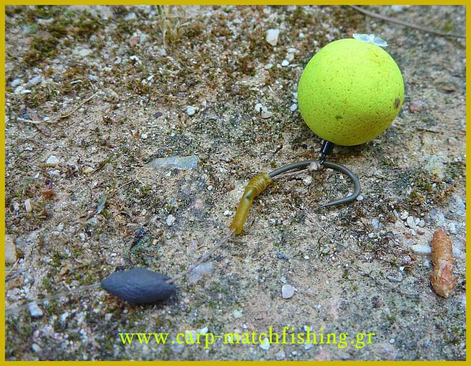 granny knot/fishing knots/www.carp-matchfishing.gr
