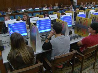 Ver vídeo 'Estudiantes de bachillerato ponen a prueba su dominio de la lengua'