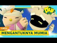 """Mengenal Siapa Didi & Friends Dan Lirik Lengkap Lagu """"Mengantuknya Mumia"""""""