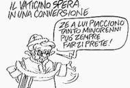 Vignetta «incriminata»