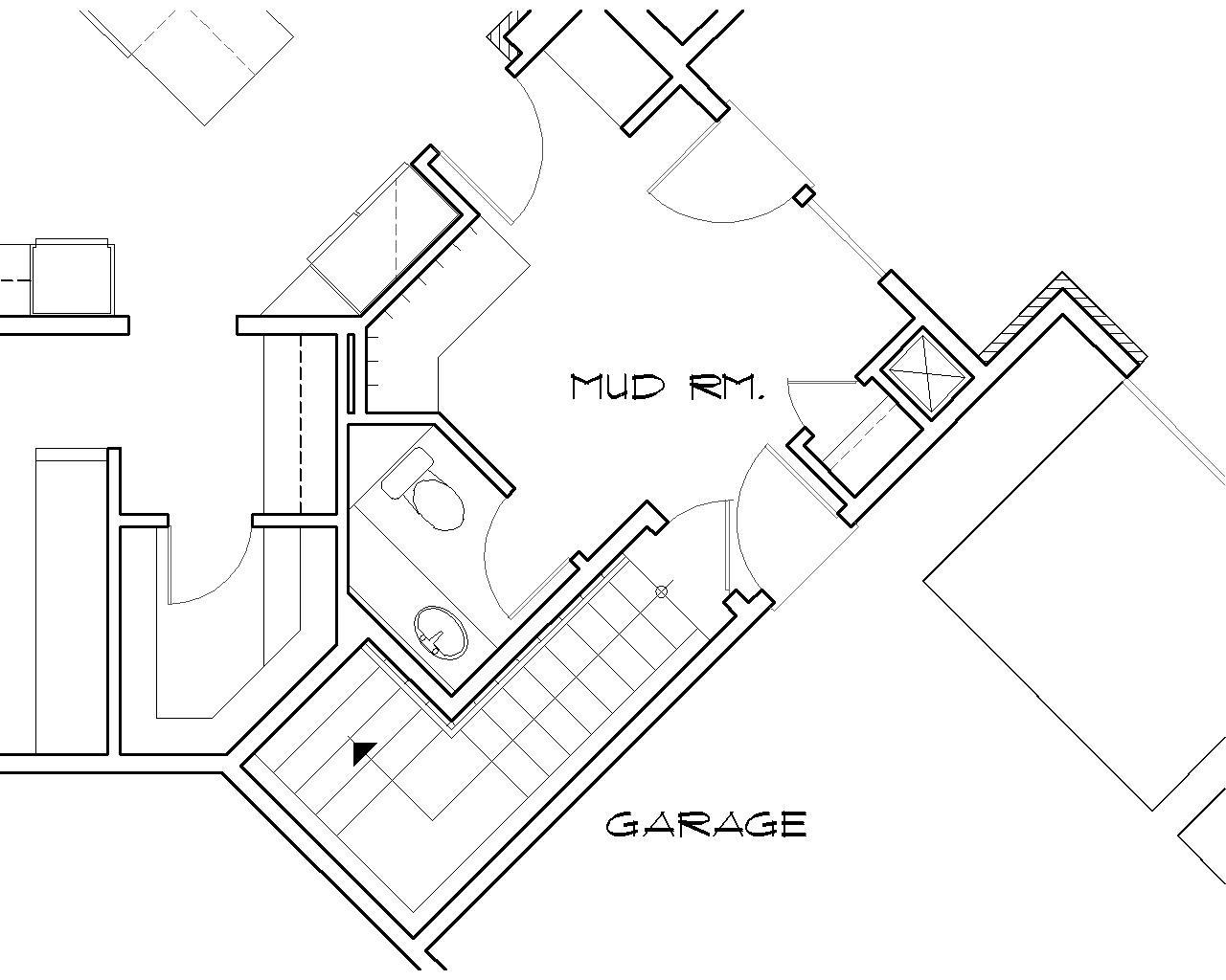 20 Surprisingly Stair Plans Home Plans Blueprints 77003