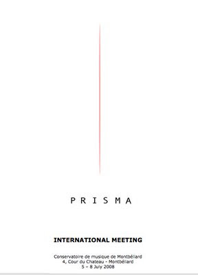 Prisma rencontres 2008