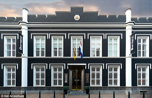 Accommodation: Het Arresthuis opened its doors in 1862, as a prison. It closed down for good in 2007