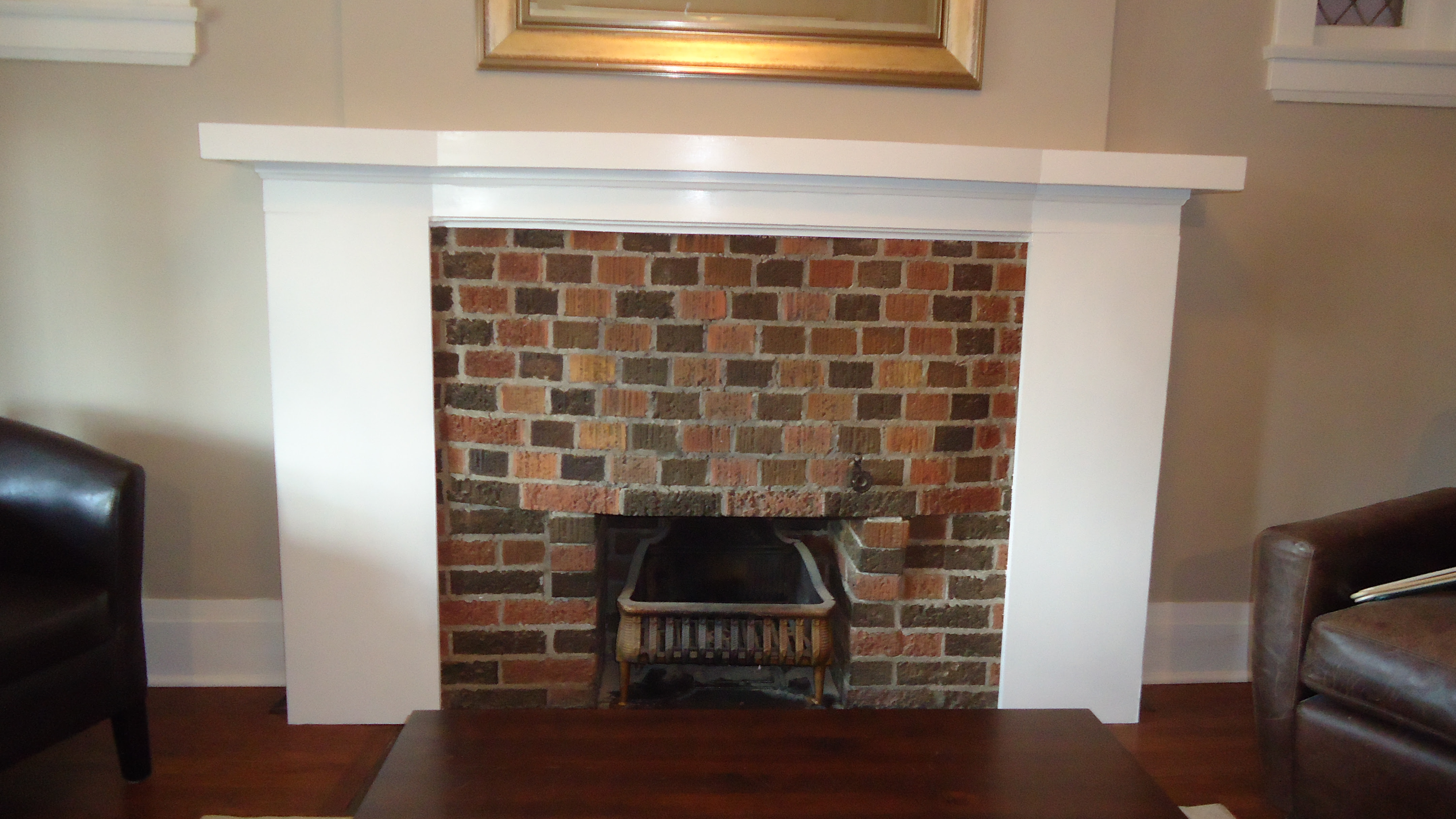 Yet another fireplace makeover | Small Space Style