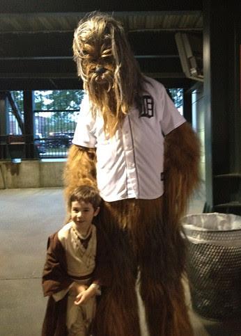 Relief Wookiee