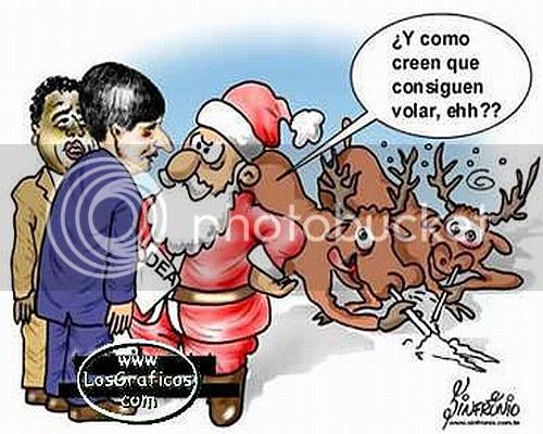 Humor navideño