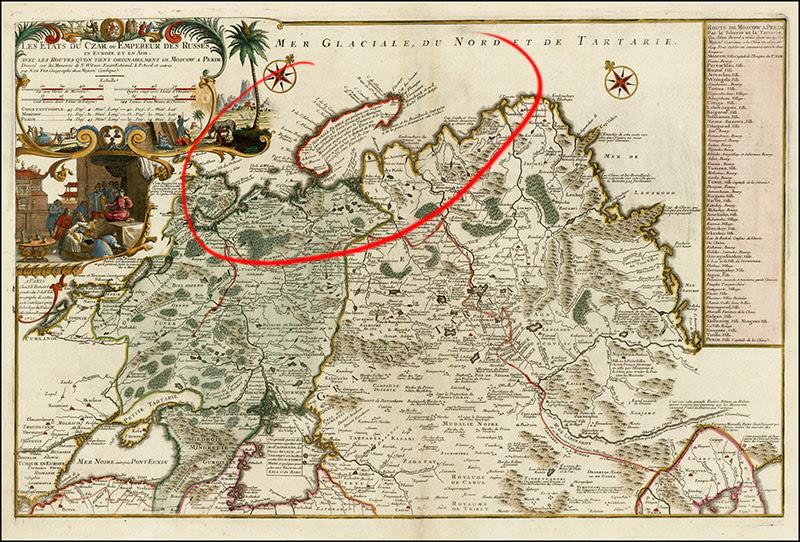 1722_ Nicolas De Fer