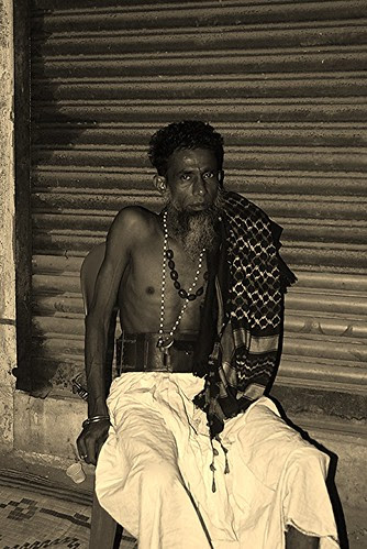 Barsati Baba- Death of a Rafaee by firoze shakir photographerno1