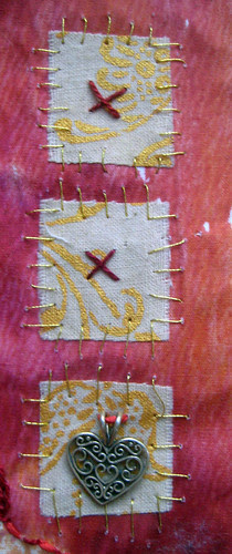 flag # 8 ~ live with grace detail