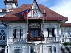 Casa del general Aguinaldo en Cavite, Luzón, Filipinas.jpg