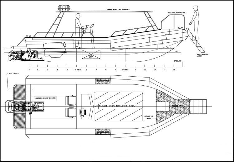 Sae boat plan: Detail Jet boat plans canada