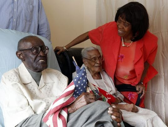 Top Story:New York Man to Celebrate 108th Birthday With Wife, 104, After 82 Years of Marriage