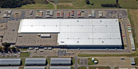 ashley furniture warehouse building nucor building systems