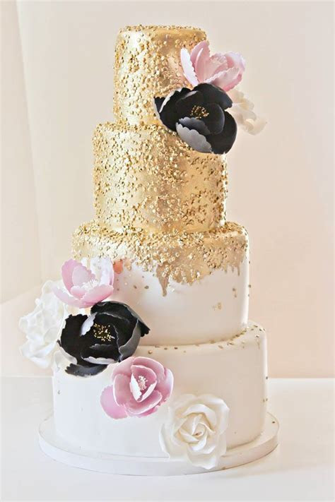 Wonderful Wedding Cakes by Edible Art Cakes of Capetown