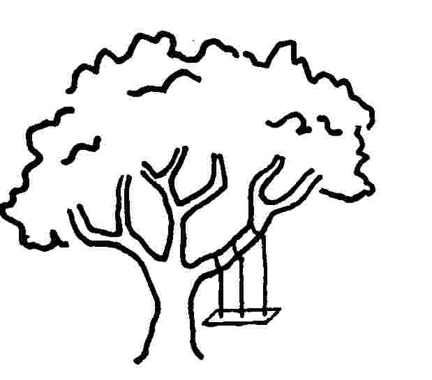 tree swing - management