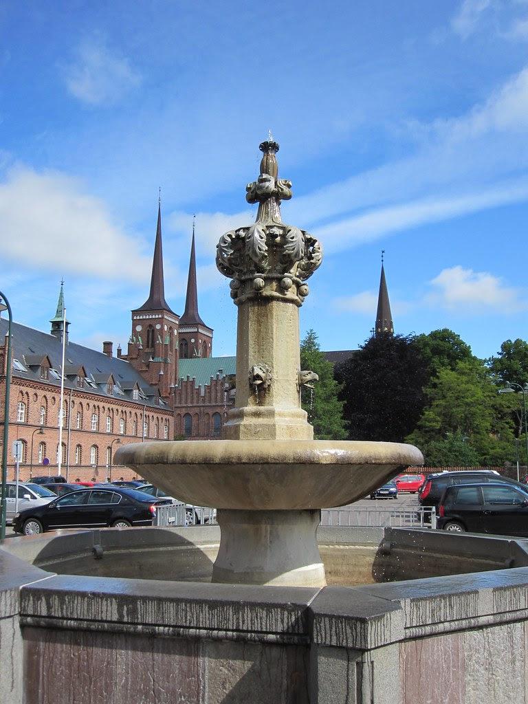 Fountain at Stændertorvet