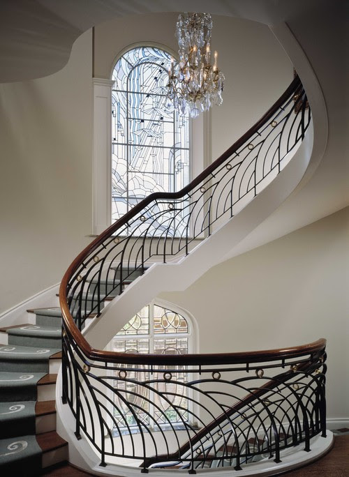 How to convert exterior staircase into interior in duplex house ...