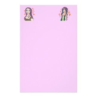 Ashley Soars Custom Stationery