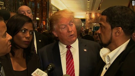 Donald Trump w/ black pastors | Tacky Harper's Cryptic Clues