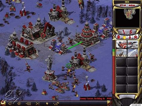 command conquer red alert    pc game full