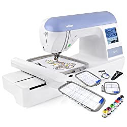 Brother Pe770 Review And Beginning Embroidery Supply List A Little