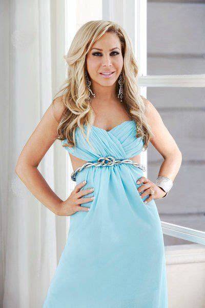 Adrienne Maloof. My favorite housewife.   Beautiful People