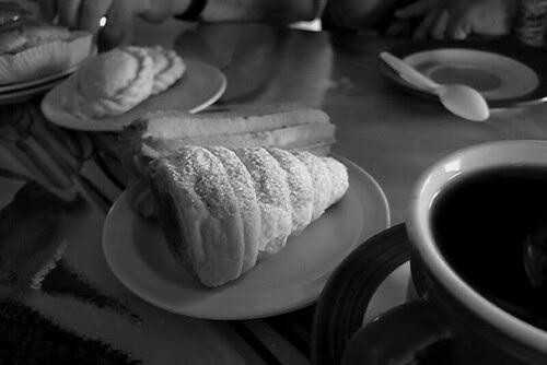 Postres y cafe