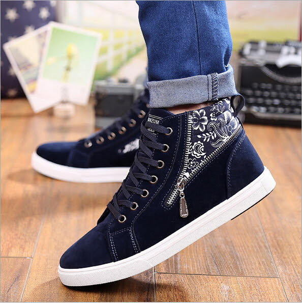 2015 Latest Style Brand Sport casual shoes men Matte ... |Product Shoes Fashion