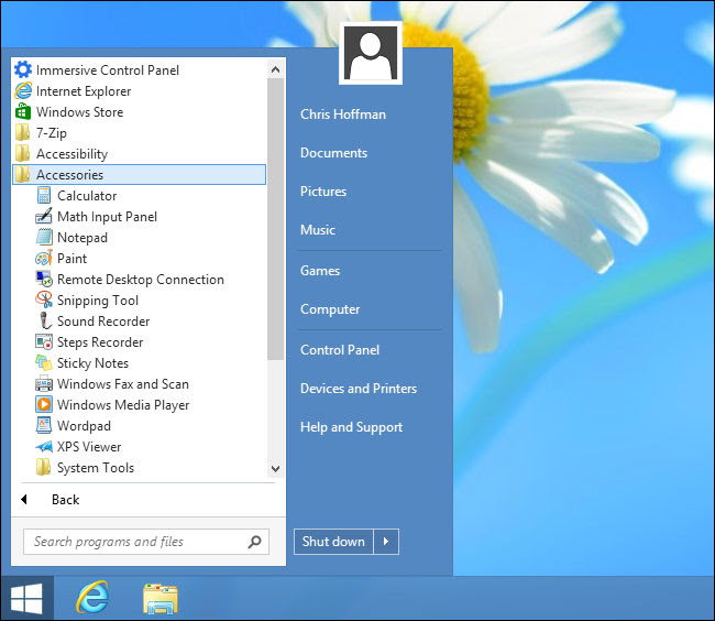 Tools To Customize Windows 7 and 8 Start Menus