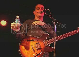 David Gedge of The Wedding Present @ Lee's Palace[March 10/06]: photo by Mike Ligon