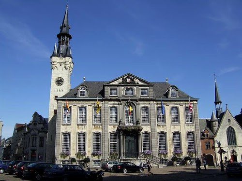 Town Hall and Belfry