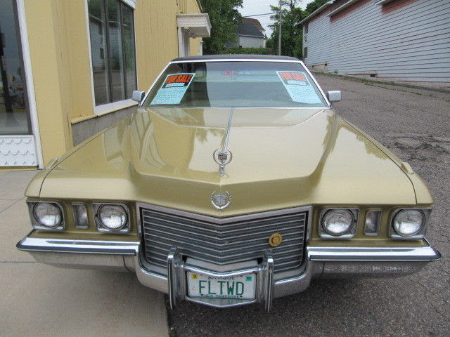 1972 Cadillac Fleetwood Brougham - last of the extended ...