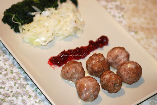 polpette svedesi light