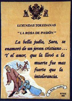 Rosa de Pasión