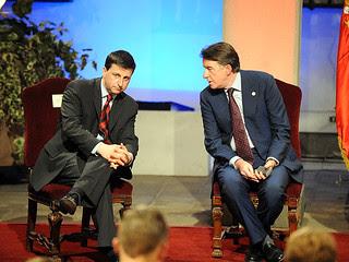 Alexander and Mandelson