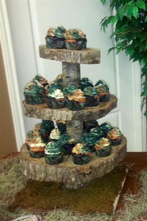 Best 25  Camo cupcakes ideas on Pinterest