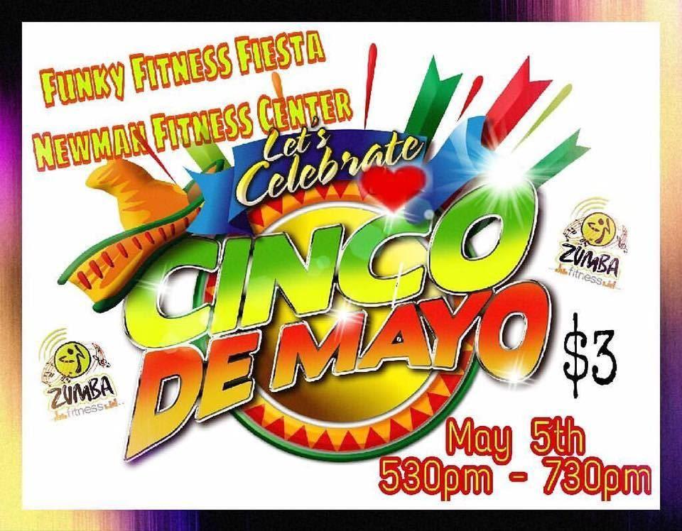 Funky Fitness Fiesta Cinco De Mayo Celebrationliberty County