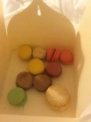 Macaroons by valspiers