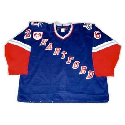 Hartford Wolf Pack jersey