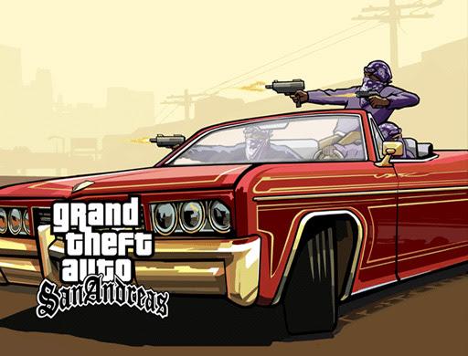 GTA San Andreas Review