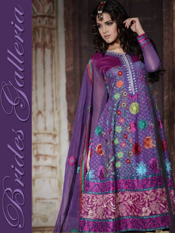 Brides Galleria Latest New Punjabi Suits Fashionable Collection for Girls-Womens Wear Dress10