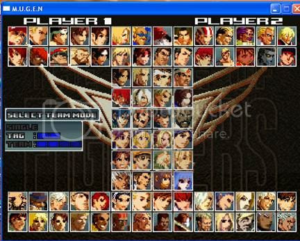King of Fighters MUGEN