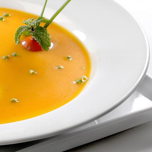 imagem: Receita Sopa de Abóbora