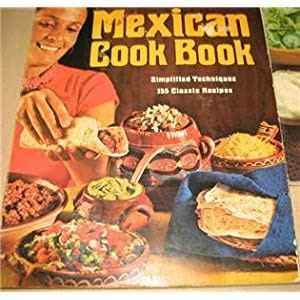 Image result for vintage sunset mexican cookbook