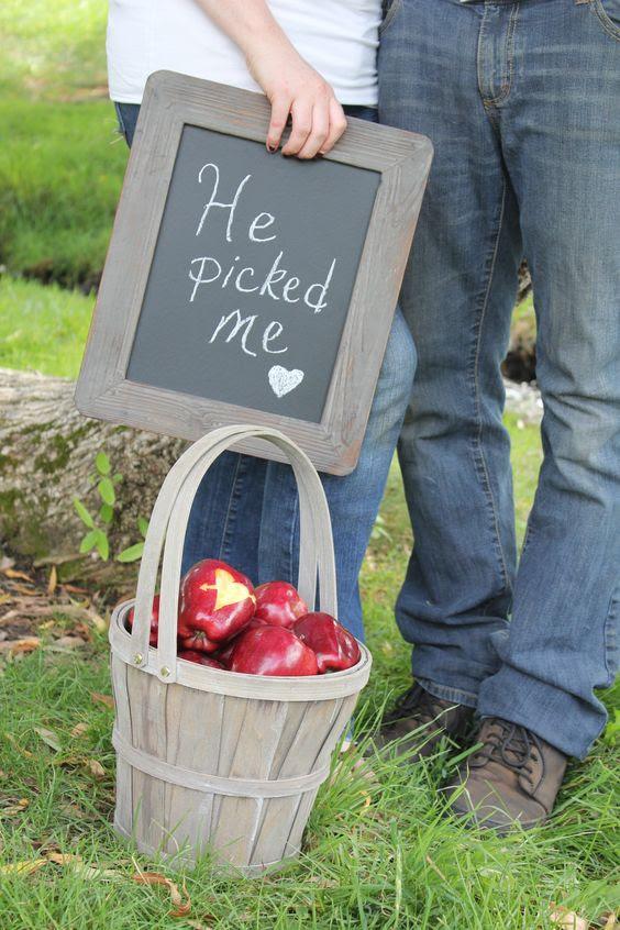 äpfel sind wirklich fallen-wie, und Sie können binden Sie in Ihrem engagement zu Schießen