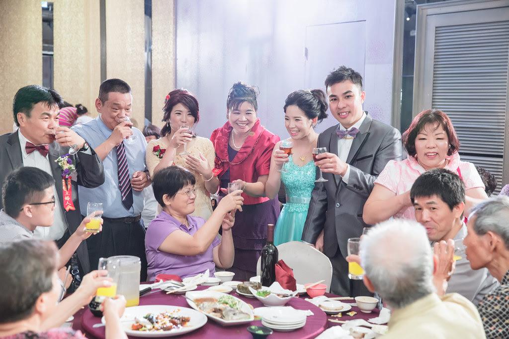 126茂園和漢美食館婚攝
