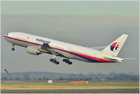 Malasia Airlines MH370