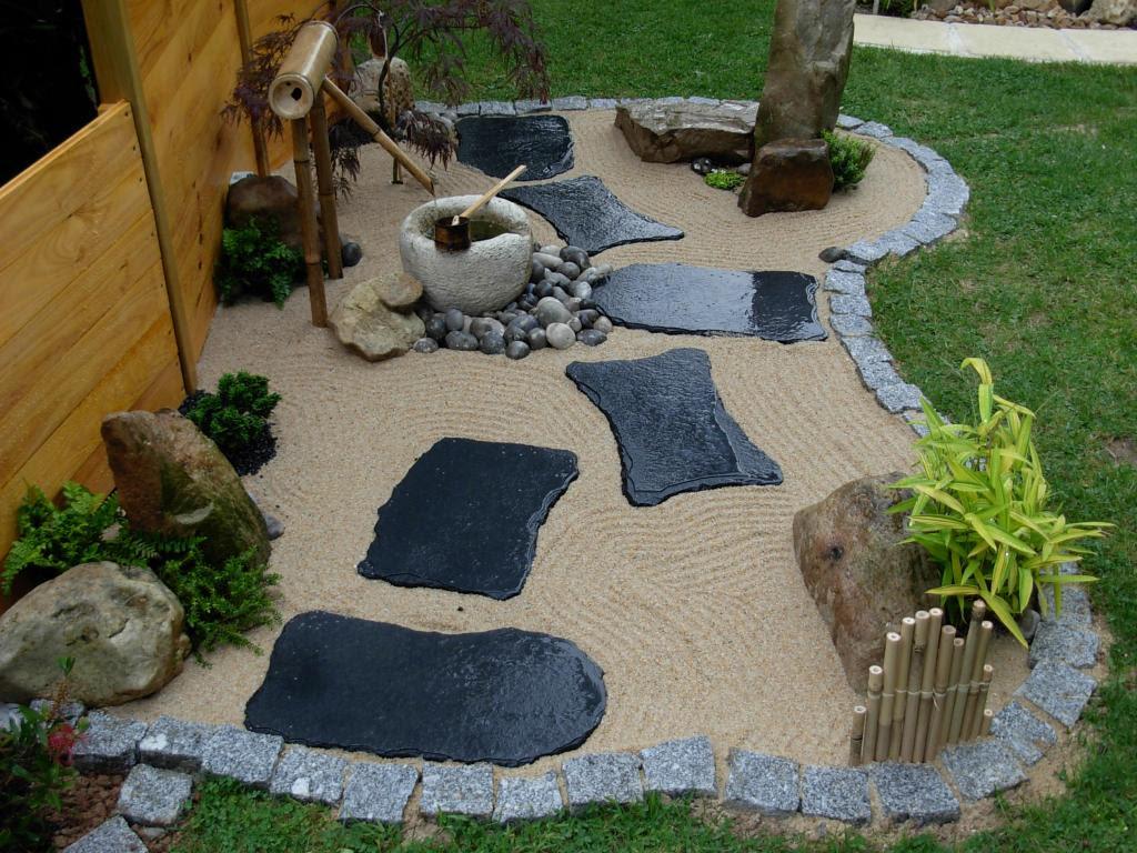 Jardin Japonais Zen - Boistooffu